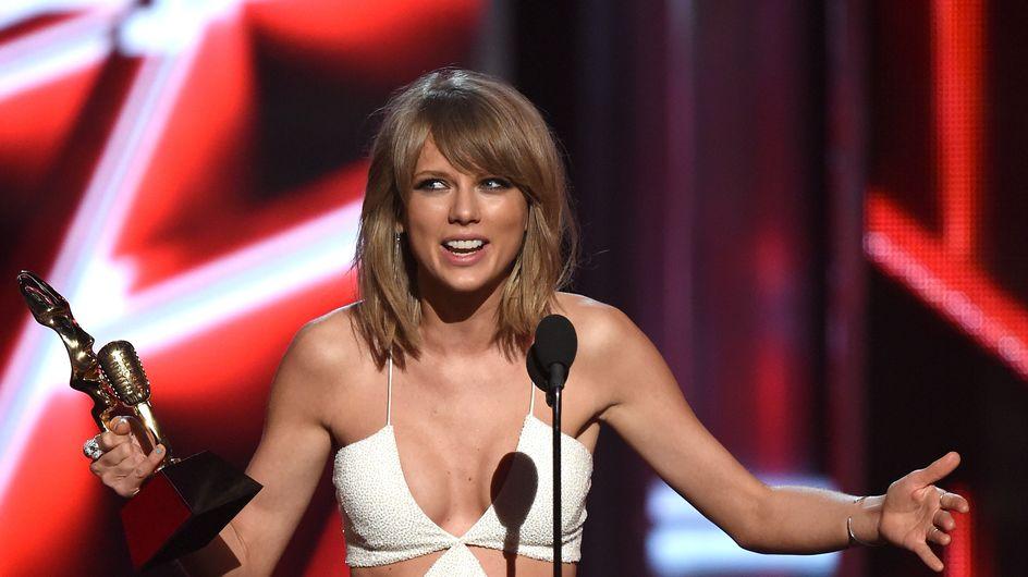 Taylor Swift, élue femme la plus sexy du monde