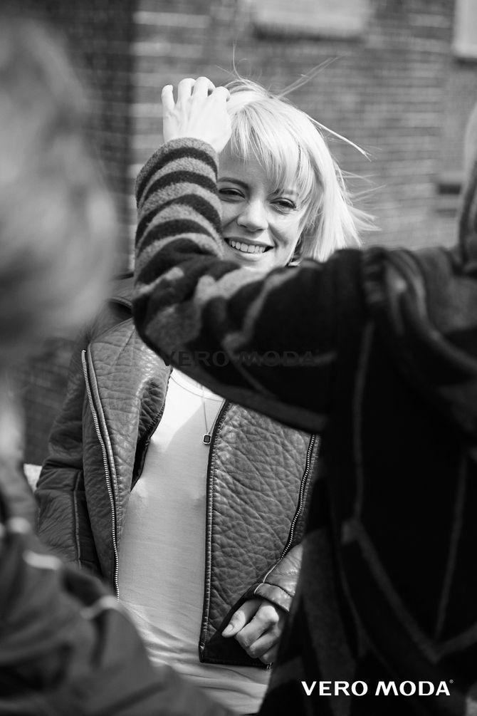 Lily Allen x Vero Moda