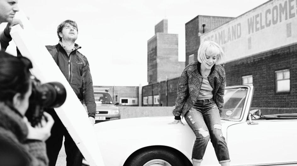 Lily Allen joue les égéries pour Vero Moda (Photos)