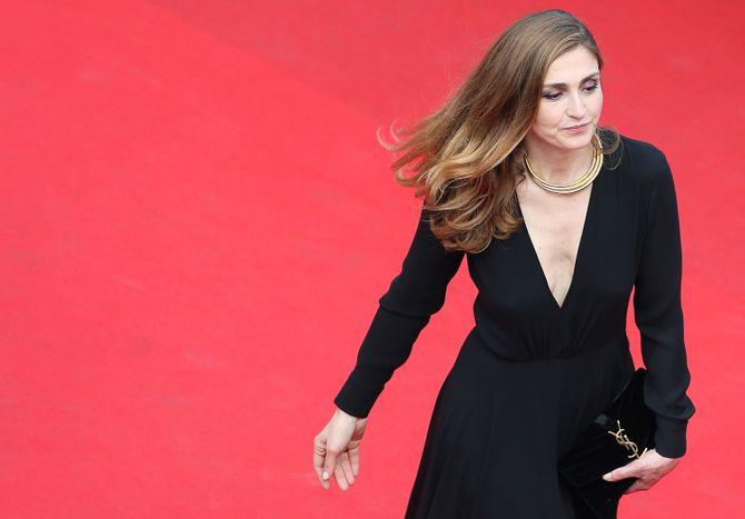 Julie Gayet à Cannes en 2014