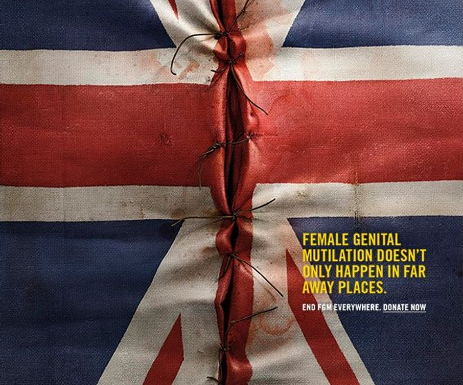 La campagne contre les excisions de 28 Too Many