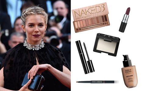 Copia el maquillaje de Sienna Miller