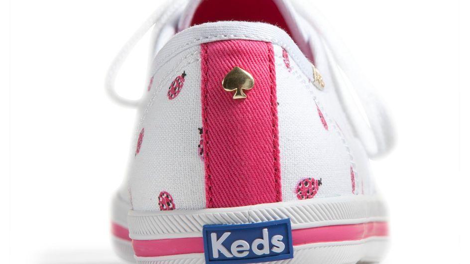 Keds et Kate Spade remettent ça pour un été stylé à vos pieds (Photos)