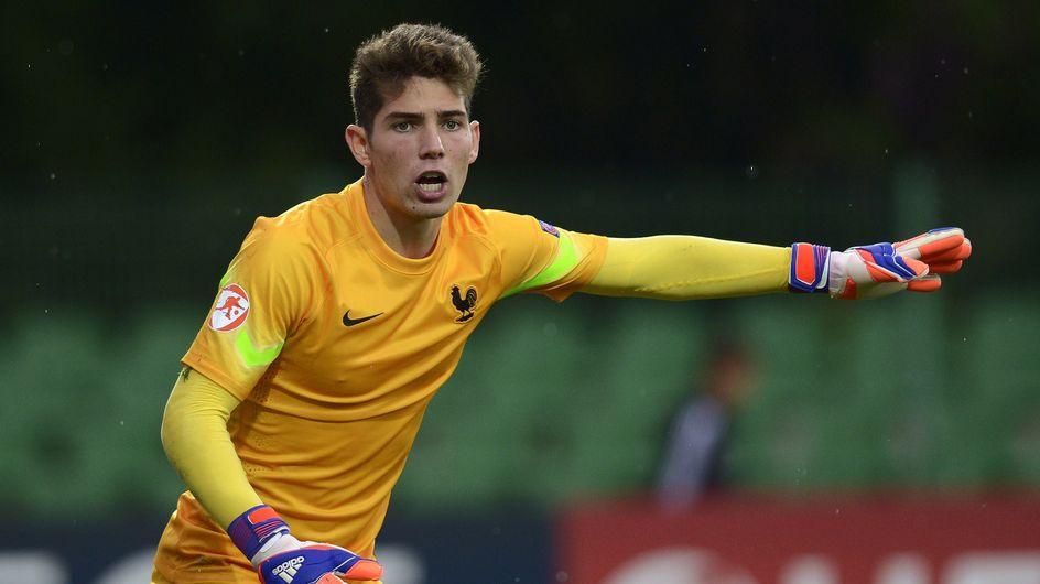 Luca, le fils cadet de Zinedine Zidane, s'illustre lui aussi dans le football