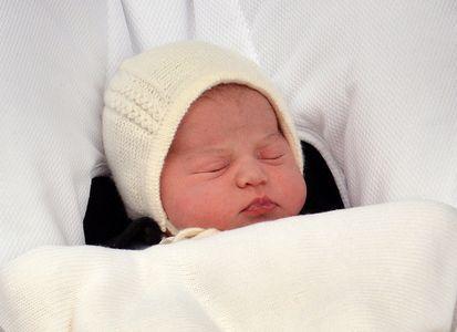 La princesse Charlotte épuise ses parents