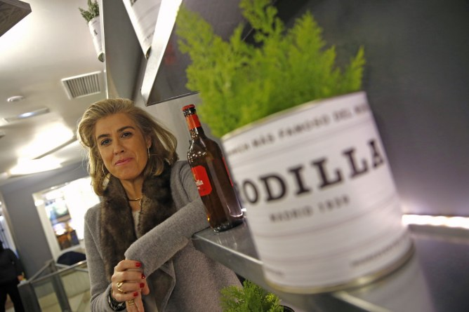 María Carceller, CEO del Grupo Rodilla