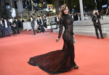 Stella Rocha au Festival de Cannes 2015