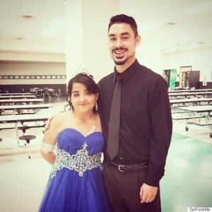 Il organise tout seul un bal de promo pour consoler sa petite soeur malade