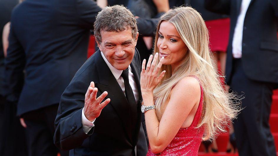 Antonio Banderas présente la nouvelle femme de sa vie à Cannes (Photos)