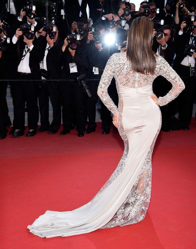 Eva Longoria au Festival de Cannes 2015