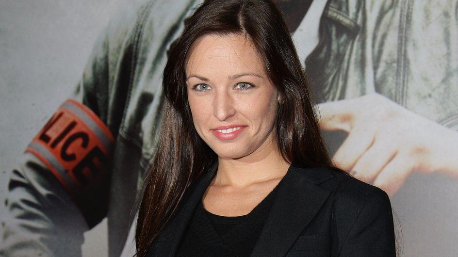Natasha St-Pier attend son premier enfant