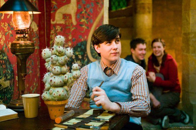 Matthew Lewis dans Harry Potter 5