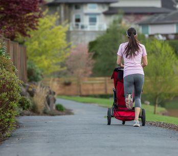 Gimnasia para mamás y bebés: un deporte para dos