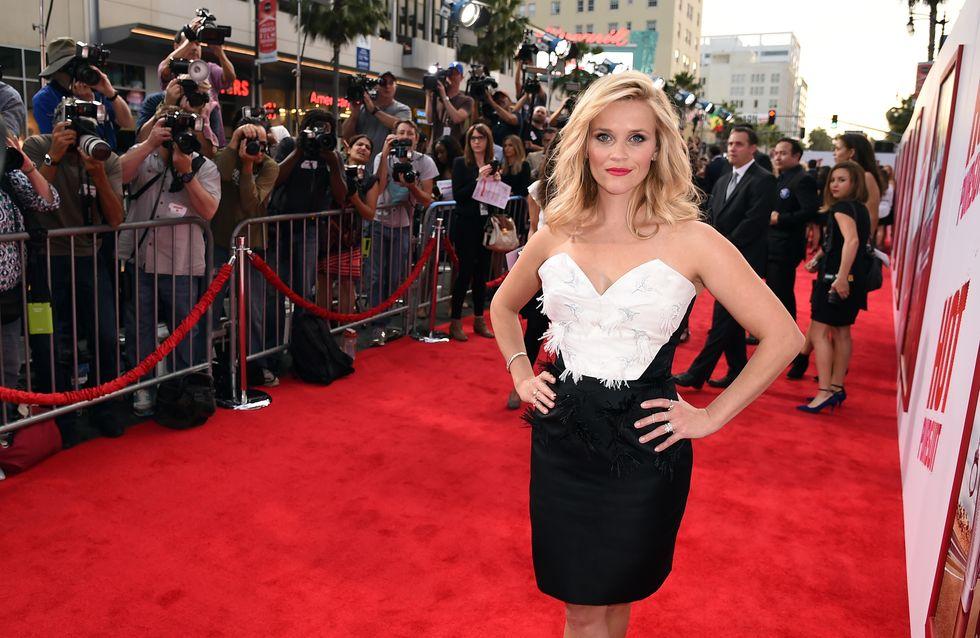 Reese Witherspoon est la nouvelle Fée Clochette