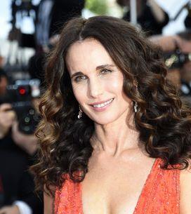 Andie MacDowell n'est pas allée à Cannes par peur d'être moquée pour son physiqu