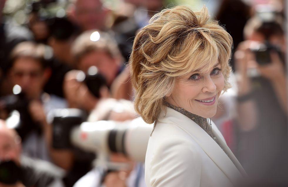 Jane Fonda pas très fière d'avoir eu recours à la chirurgie esthétique