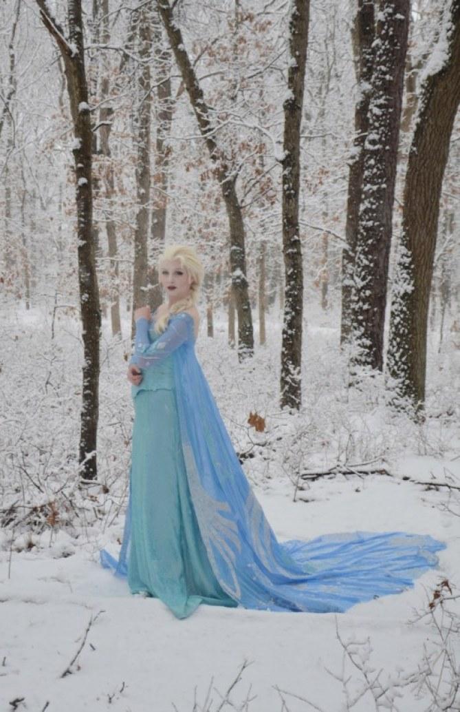 Des robes de princesses féeriques