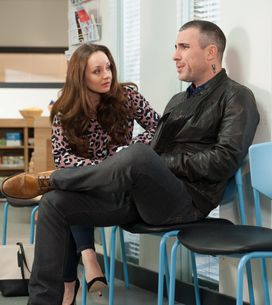 Hollyoaks 1/06 - What is Louis alluding to?