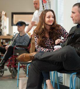 Hollyoaks 2/06 - Grace is in hospital