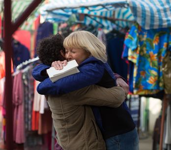 Eastenders 1/06 - Sharon's day is off to a great start