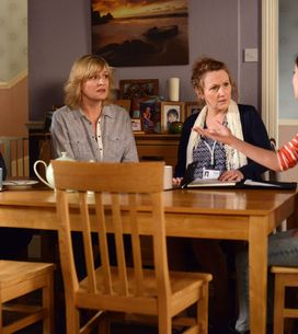Eastenders 4/06 - Cindy is at breaking point