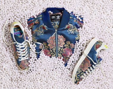 Jacquart Pack, Pharrell pour Adidas