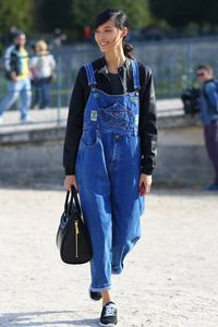 30 Ways To Style Your Dungarees