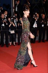 Sophie Marceau au Festival de Cannes