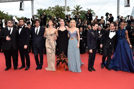 Le jury du festival de Cannes 2015.