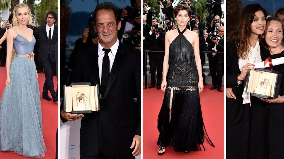Cannes 2015: i nomi dei vincitori e l'ultimo red carpet!