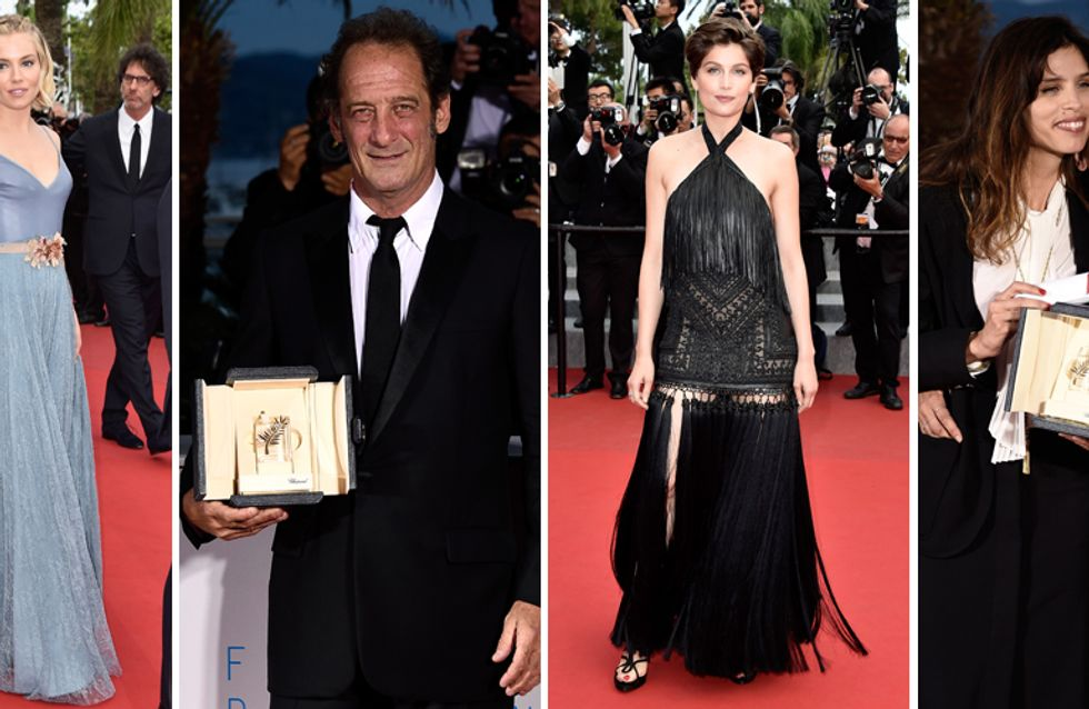 Cannes 2015: i nomi dei vincitori e l'ultimo red carpet!