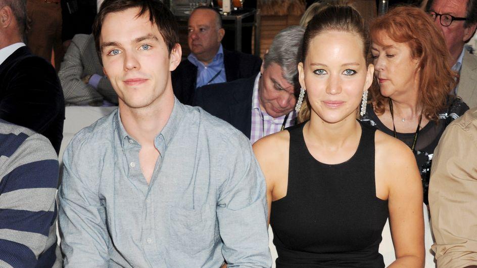 Jennifer Lawrence et Nicholas Hoult réunis sur le tournage de X-Men : Apocalypse (Photo)