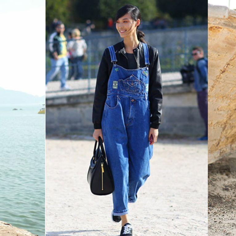 ultime tendenze del 2019 varietà di disegni e colori aspetto estetico Come indossare e abbinare la salopette