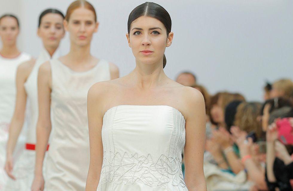 Pasarela Costura España, vestidos de novia made in Spain