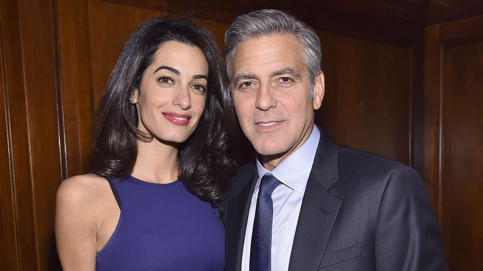 George Clooney raconte comment il a demandé la main d'Amal Alamuddin