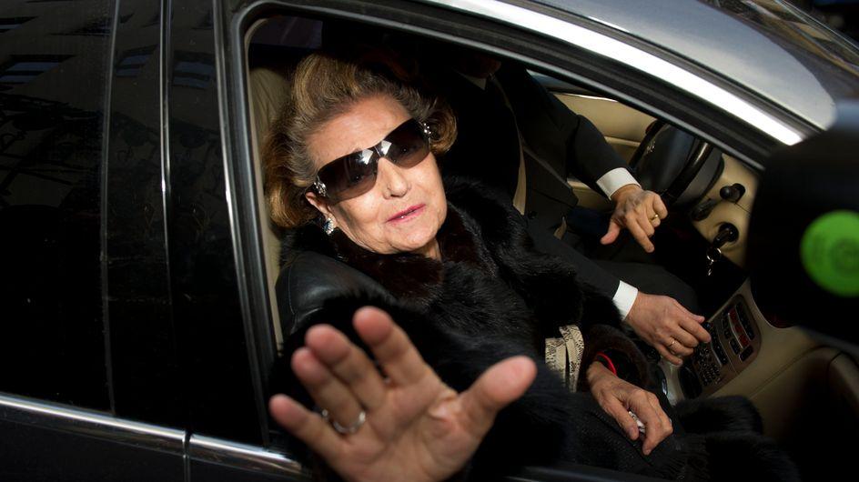 Carmen Sevilla, ingresada en Madrid por una infección