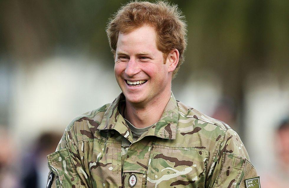 Le prince Harry a enfin rencontré sa nièce Charlotte