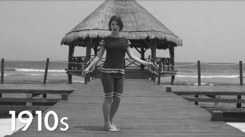 Do macacão ao cortininha: veja a evolução do maiô em 125 anos