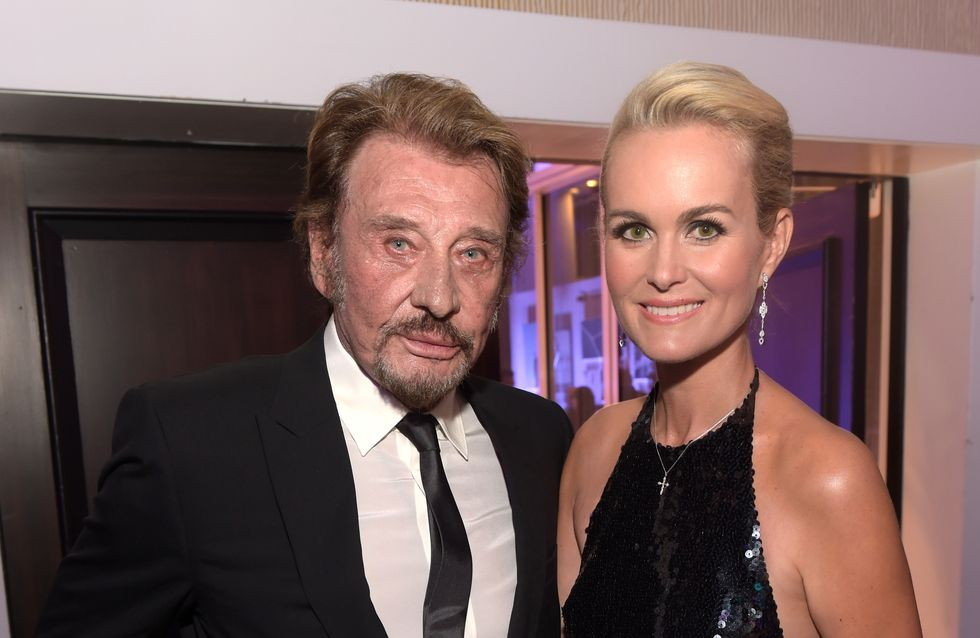 Johnny Hallyday se fait tatouer Laeticia nue (Photo)