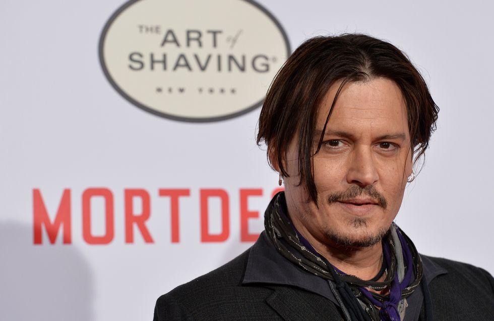 Johnny Depp risque 10 ans de prison à cause de ses Yorkshires