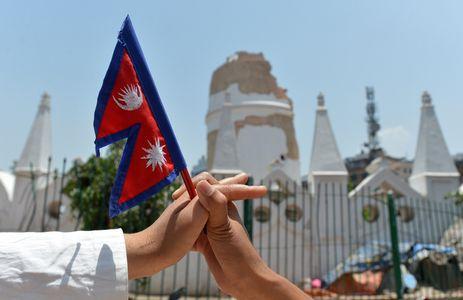 Hommage au Népal