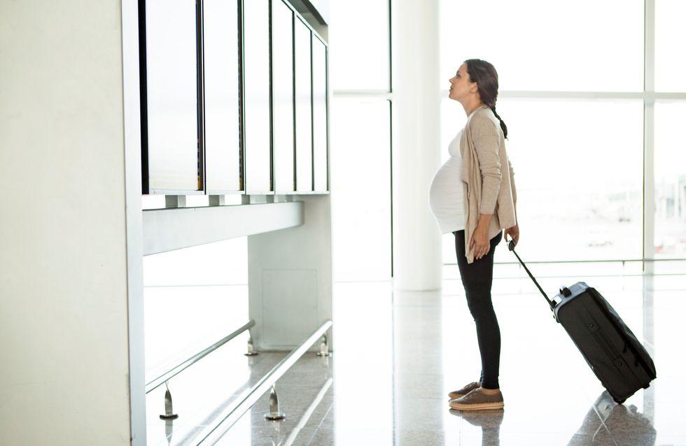 Viajar embarazada: consejos para no sufrir ningún riesgo
