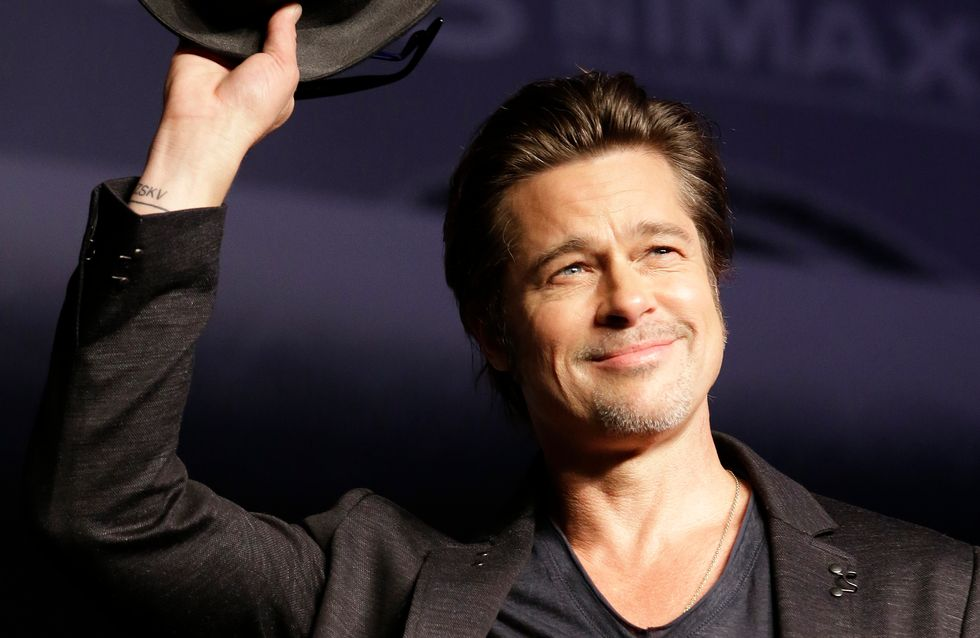 Bombazo en Hollywood: ¿Es Brad Pitt bisexual?