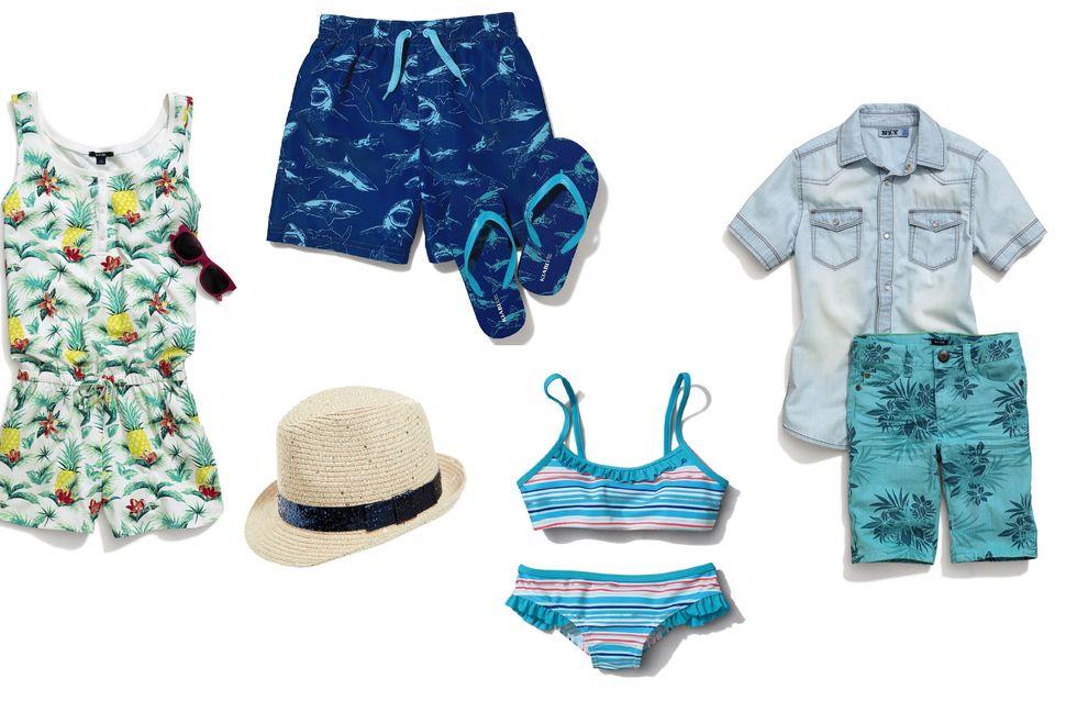 Enfant : 10 indispensables à moins de 10 euros à embarquer dans leur valise