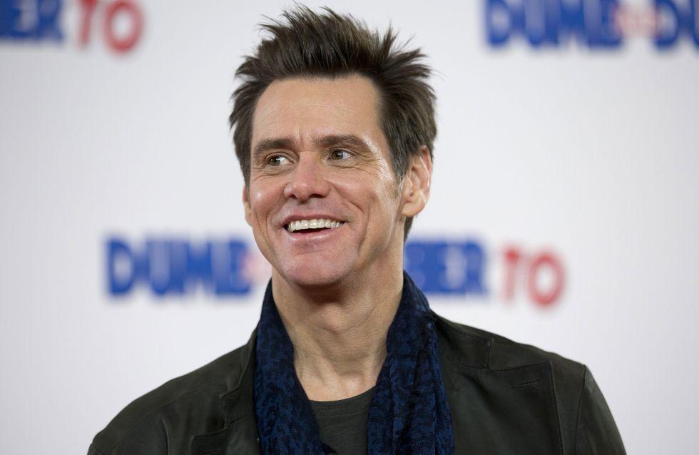 A 53 ans, Jim Carrey s'affiche avec sa compagne de 28 ans (Photo)