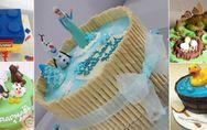 Les 50 gâteaux d'anniversaire les plus fous repérés sur Instagram