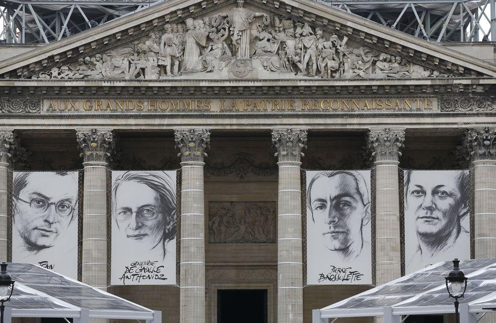 Qui sont Germaine Tillion et Geneviève de Gaulle-Anthonioz, les deux femmes qui entrent au Panthéon ?