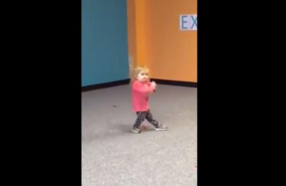 A 6 ans, malgré sa maladie, rien ne peut empêcher cette petite fille de danser