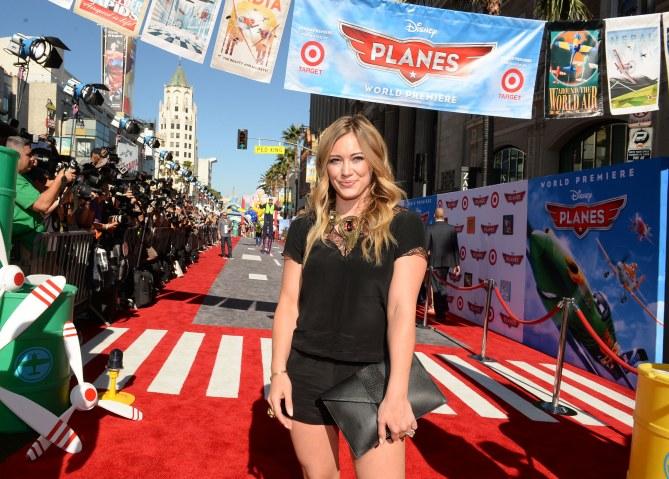 Hilary Duff 1,57 cm