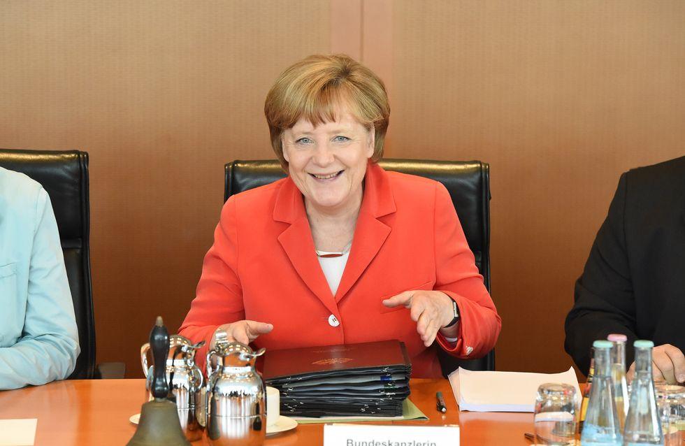 Angela Merkel (encore) nommée femme la plus puissante du monde